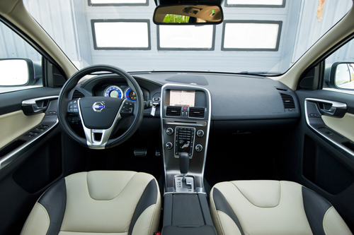 volvo xc60 interior photo picture