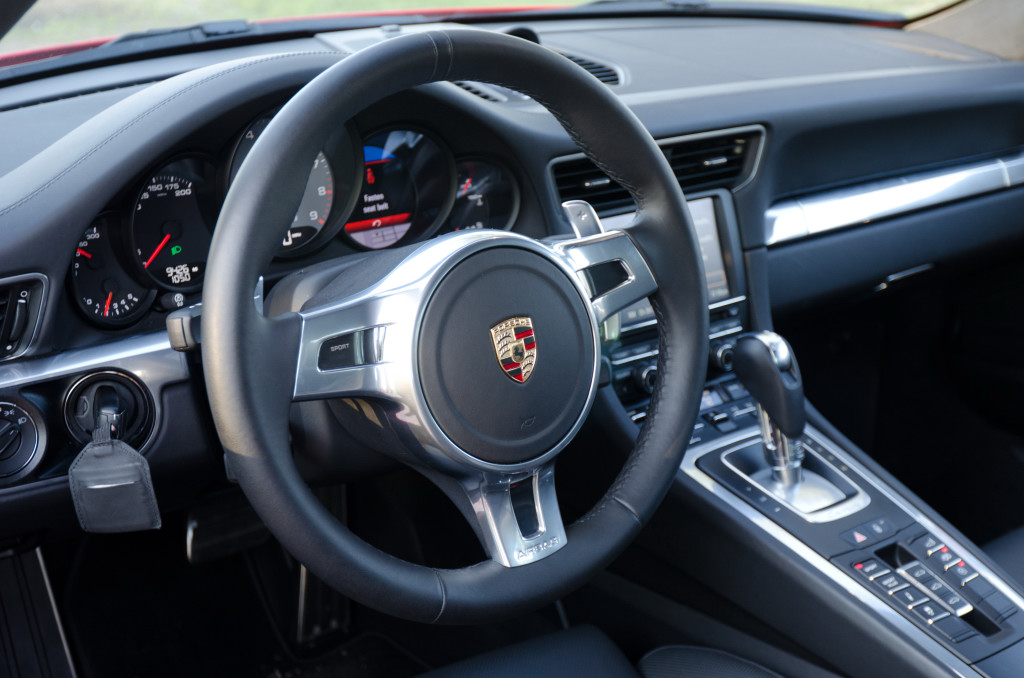 Driven: 2012 Porsche 911 Carrera S Coupe