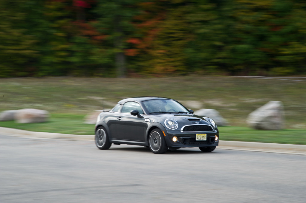 Comparison: 2012 Fiat 500 Abarth vs. 2012 Mini Cooper S Coupe vs. 2013 Hyundai Veloster Turbo