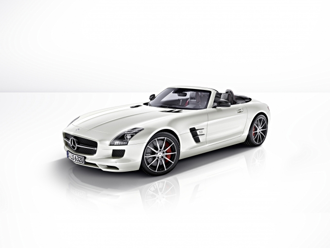 Mercedes-Benz SLS AMG Roadster picture