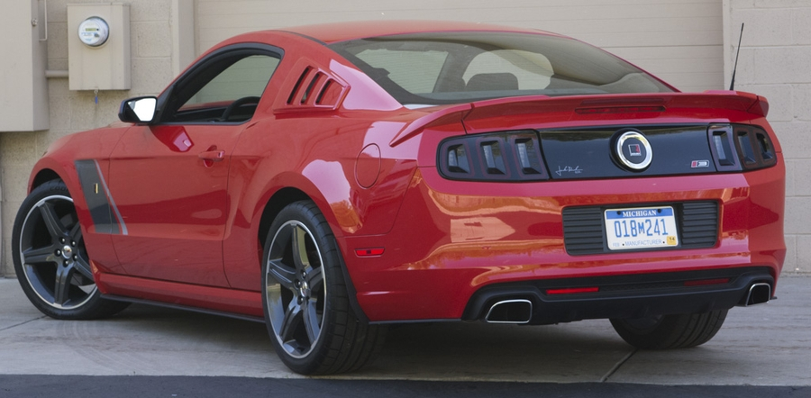 Driven: 2014 Roush Stage 3 Mustang
