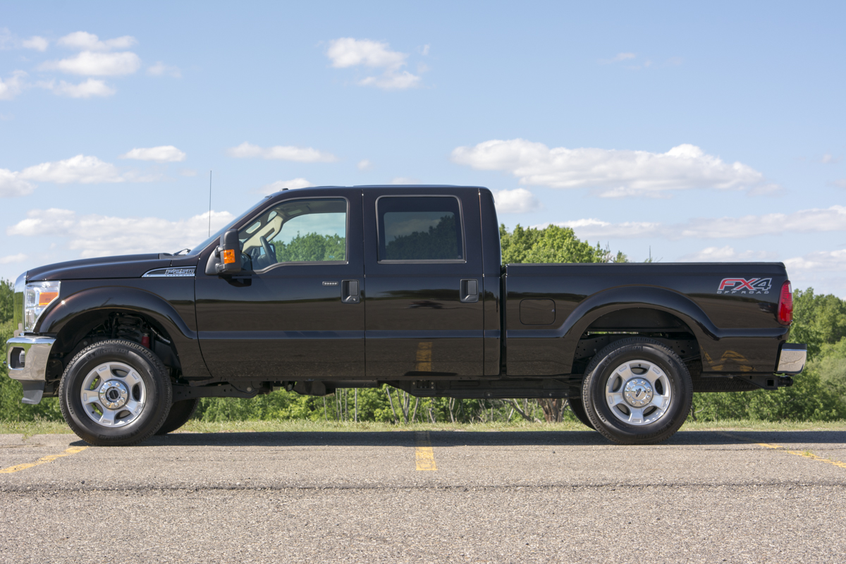 Update: 2013 Ford F-250 Super Duty XLT Crew Cab 4X4