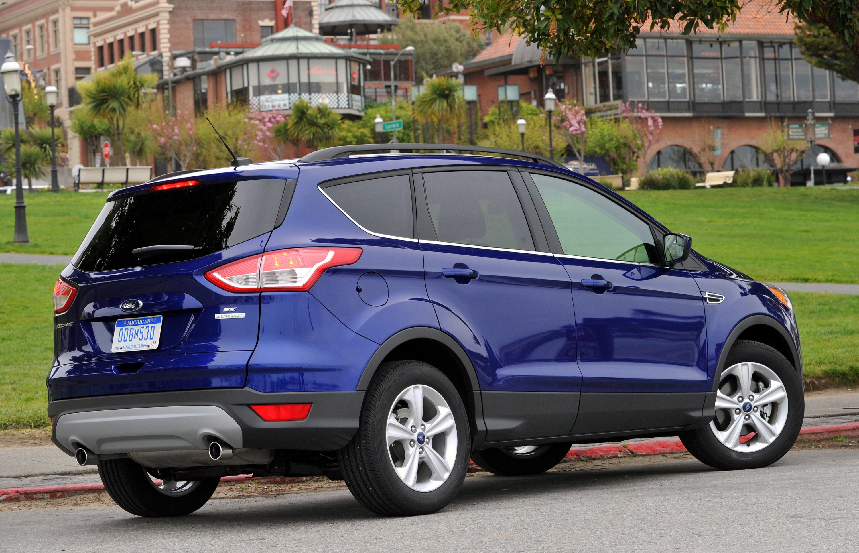 Quick Drive: 2013 Ford Escape SE 1.6 EcoBoost