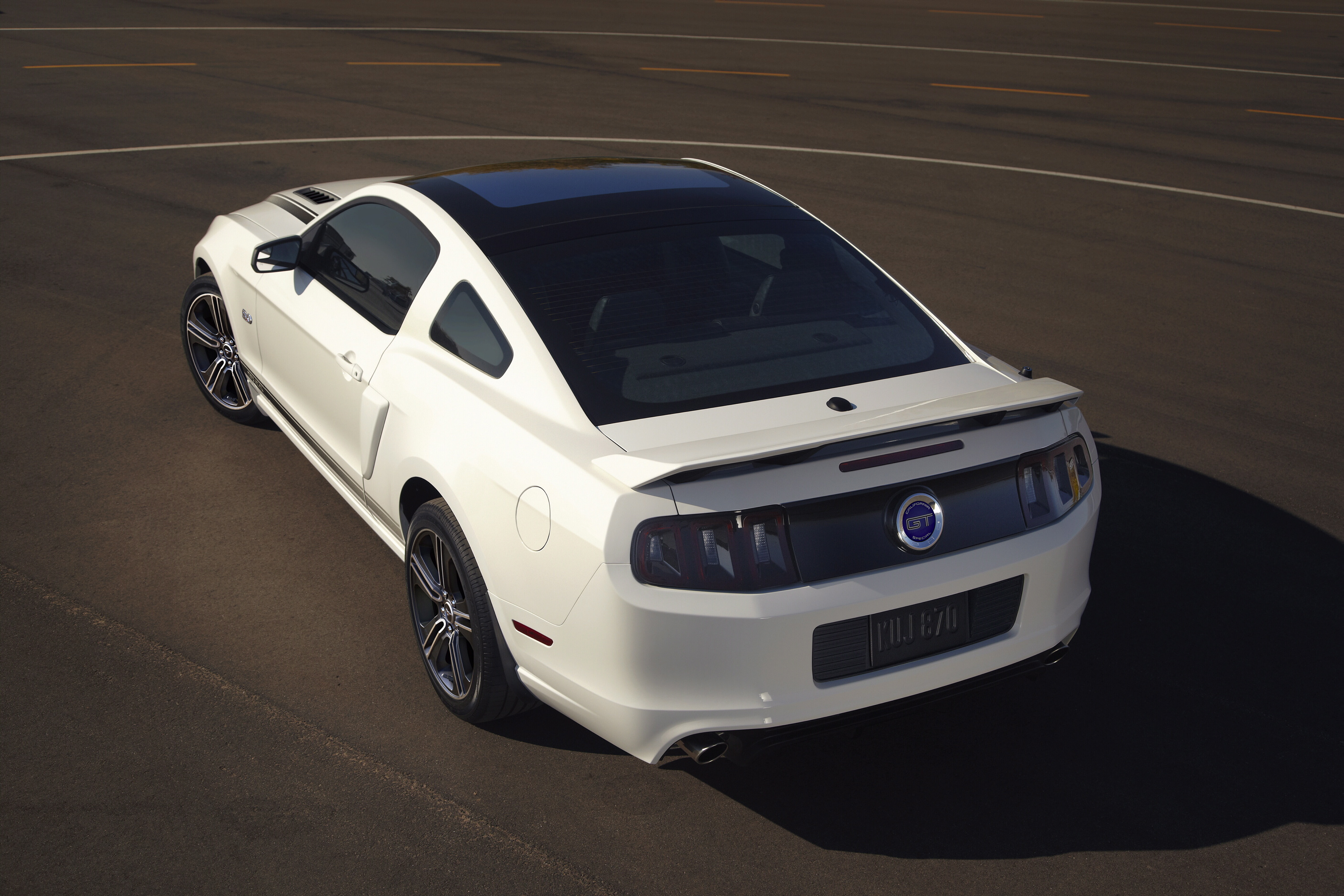 Quick Drive: 2013 Ford Mustang GT Coupe