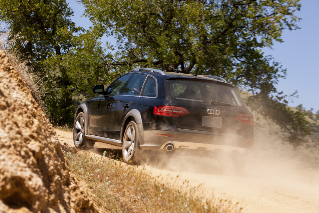 Driven: 2013 Audi Allroad