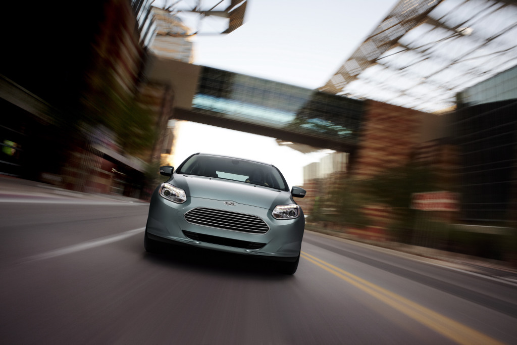 Driven: 2012 Ford Focus Electric
