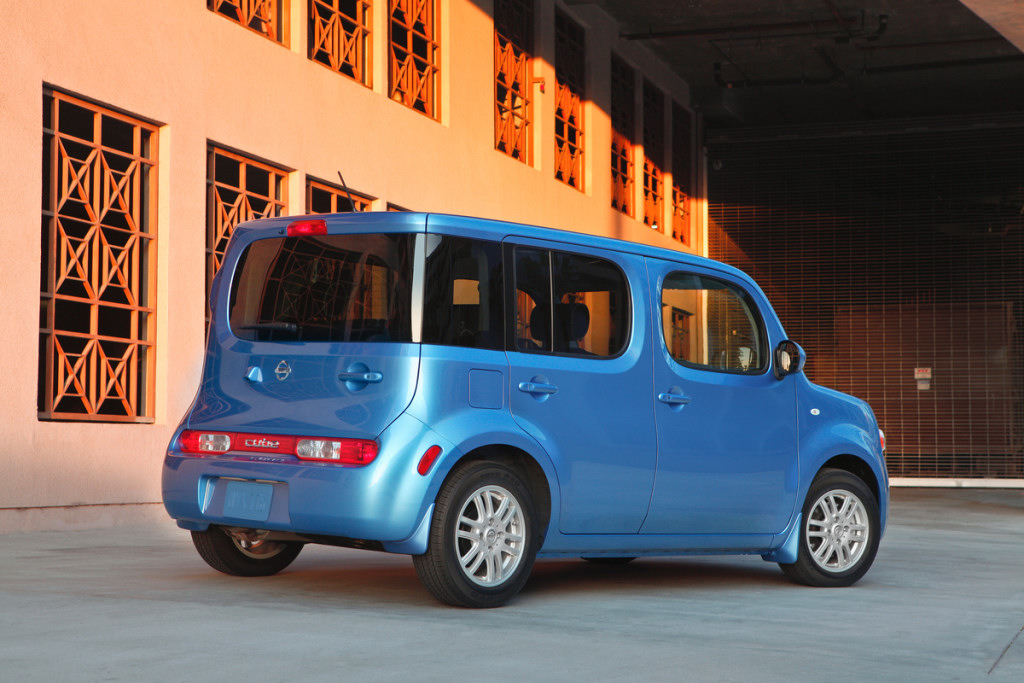 Driven: 2012 Nissan Cube 1.8S