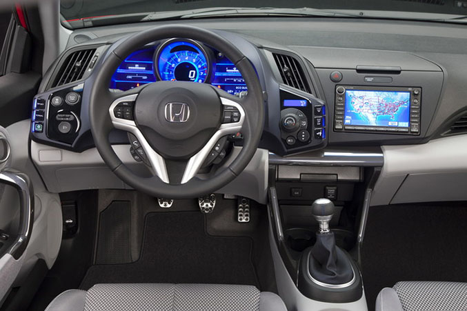 Inside We Have A More Or Less Stock Cr Z Pit So If You Are Fan Of The Standard Car S Interior Ll Be Hy With What See Not