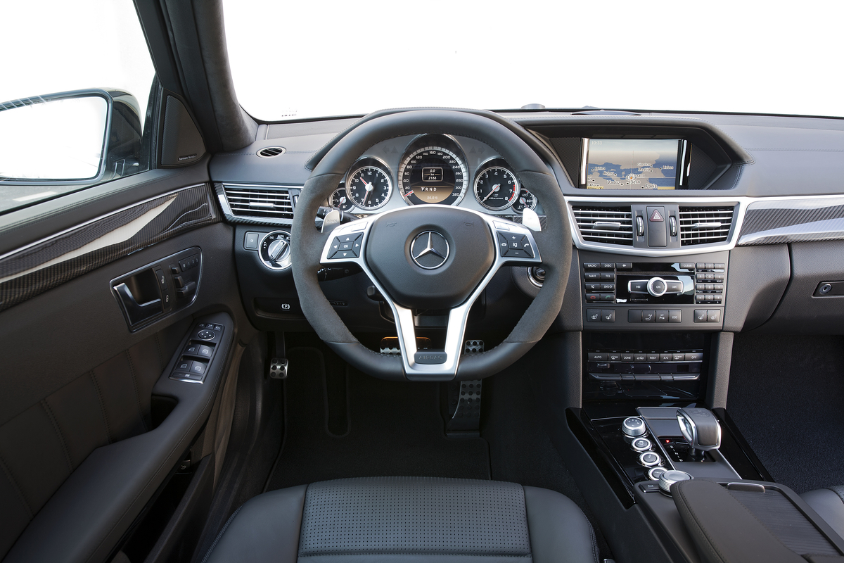 Driven: 2012 Mercedes-Benz E63 AMG Wagon