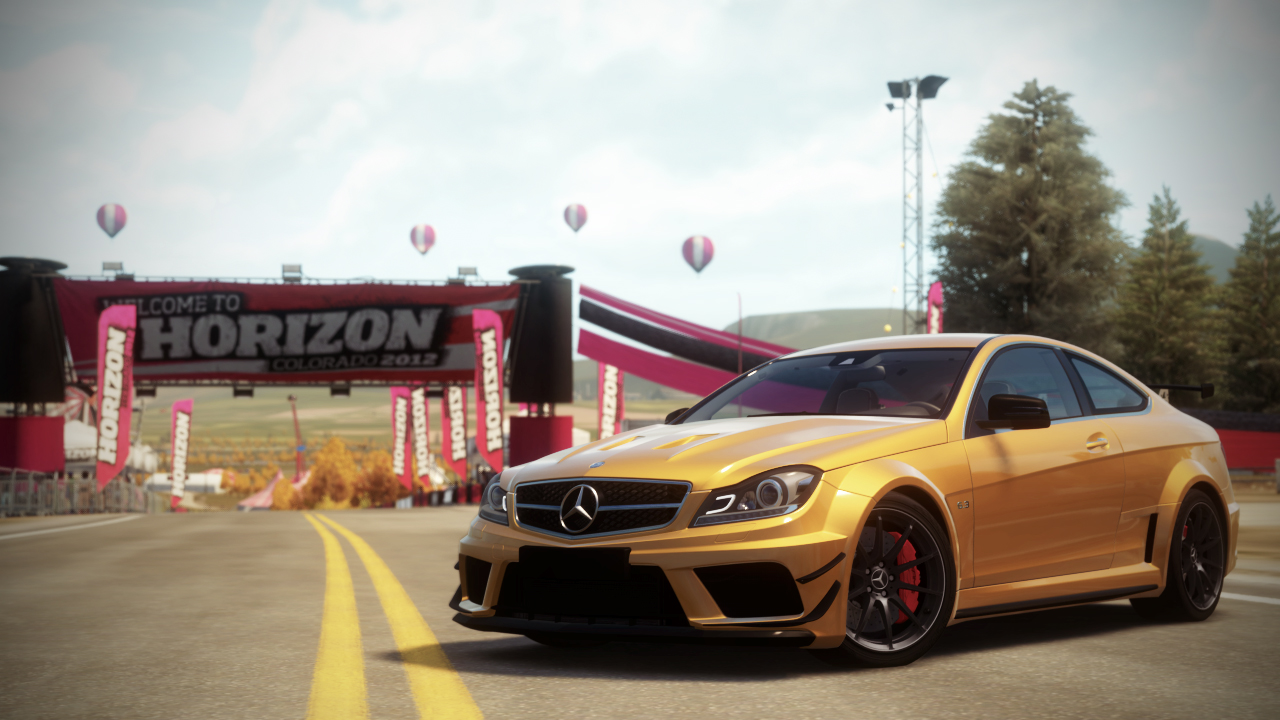 Gamer: Forza Horizon