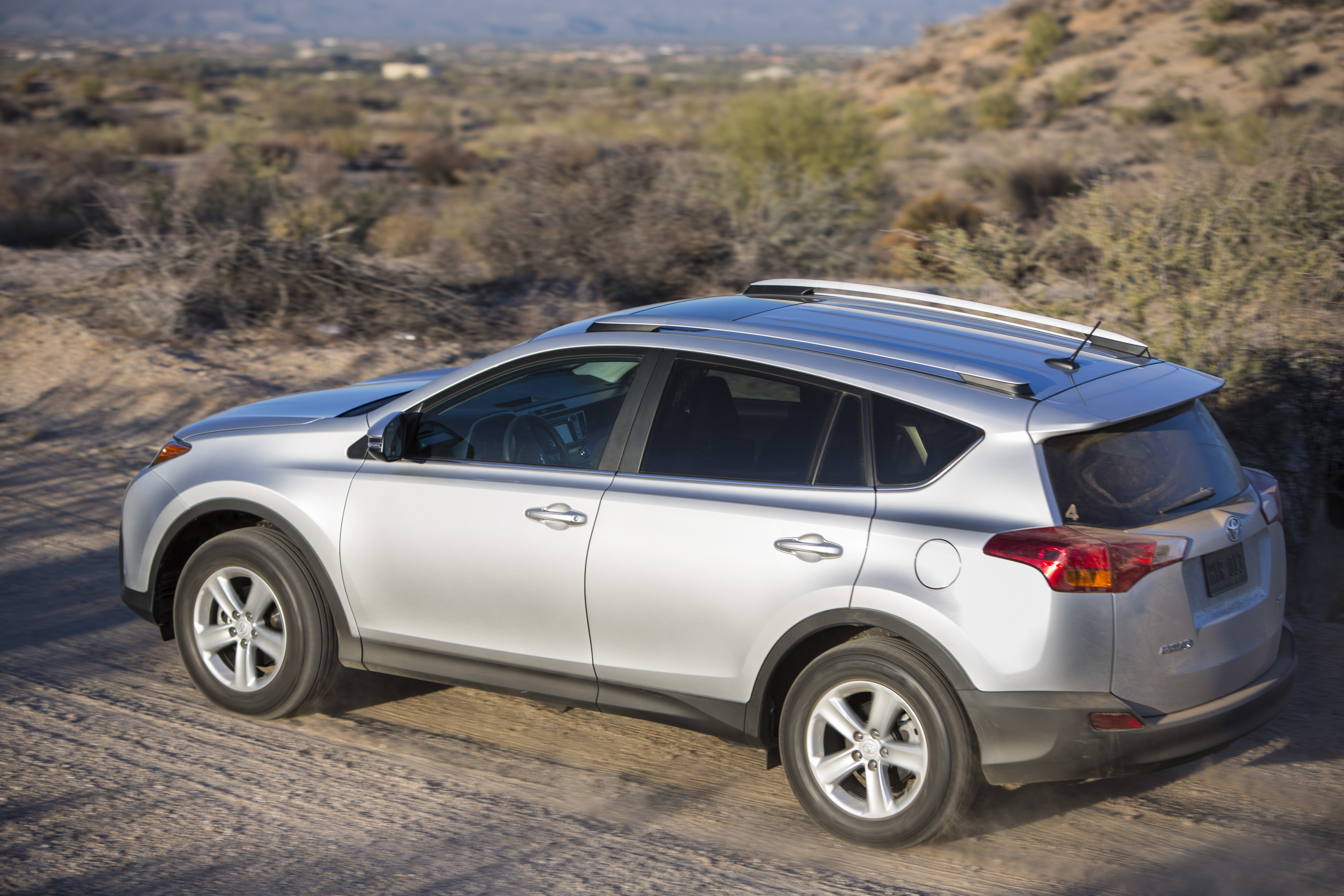 Driven: 2013 Toyota RAV4