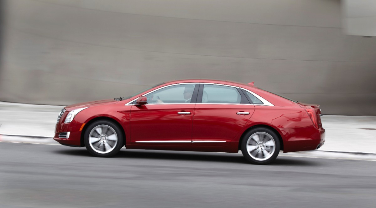 Quick Drive: 2013 Cadillac XTS Platinum AWD
