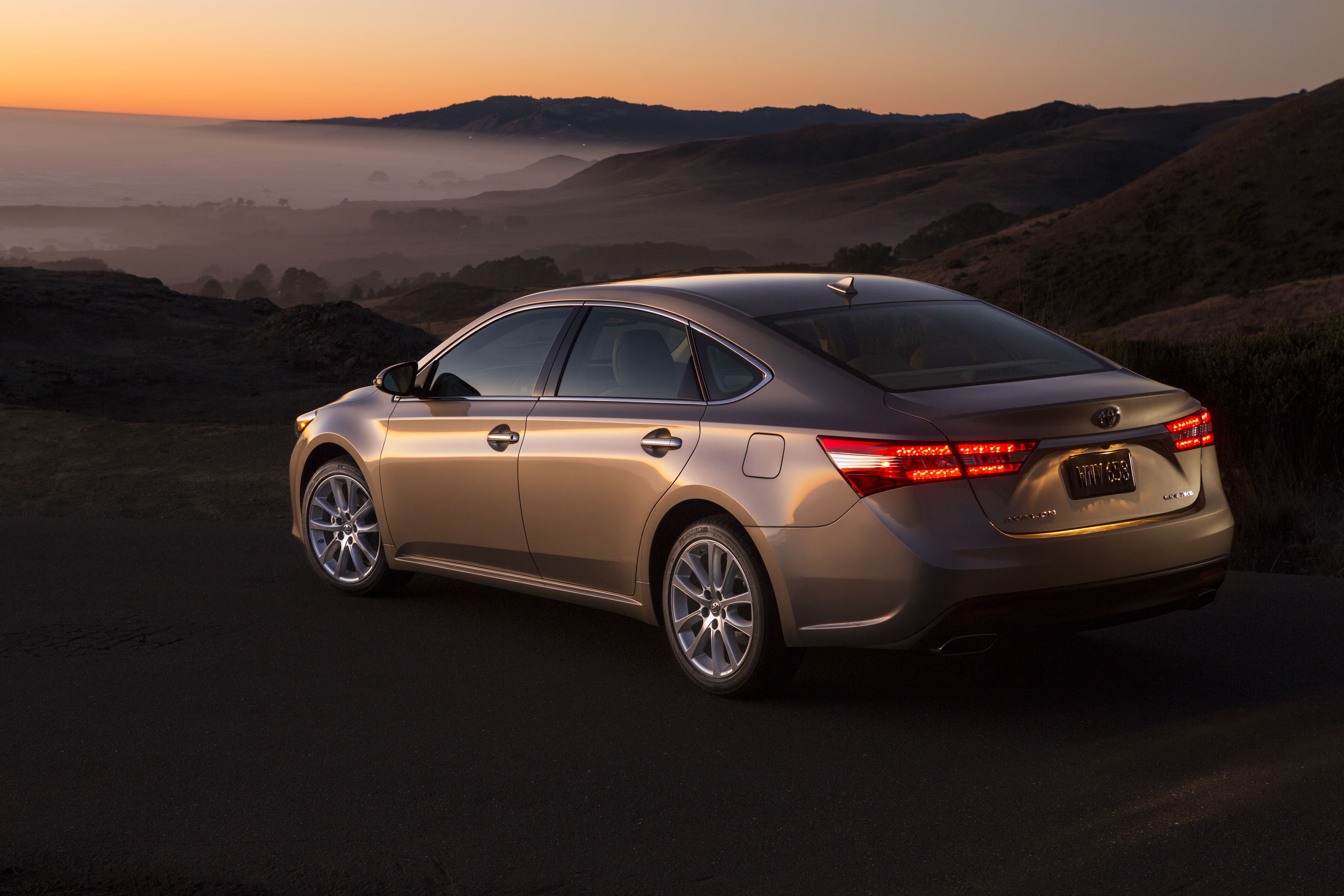 Driven: 2013 Toyota Avalon