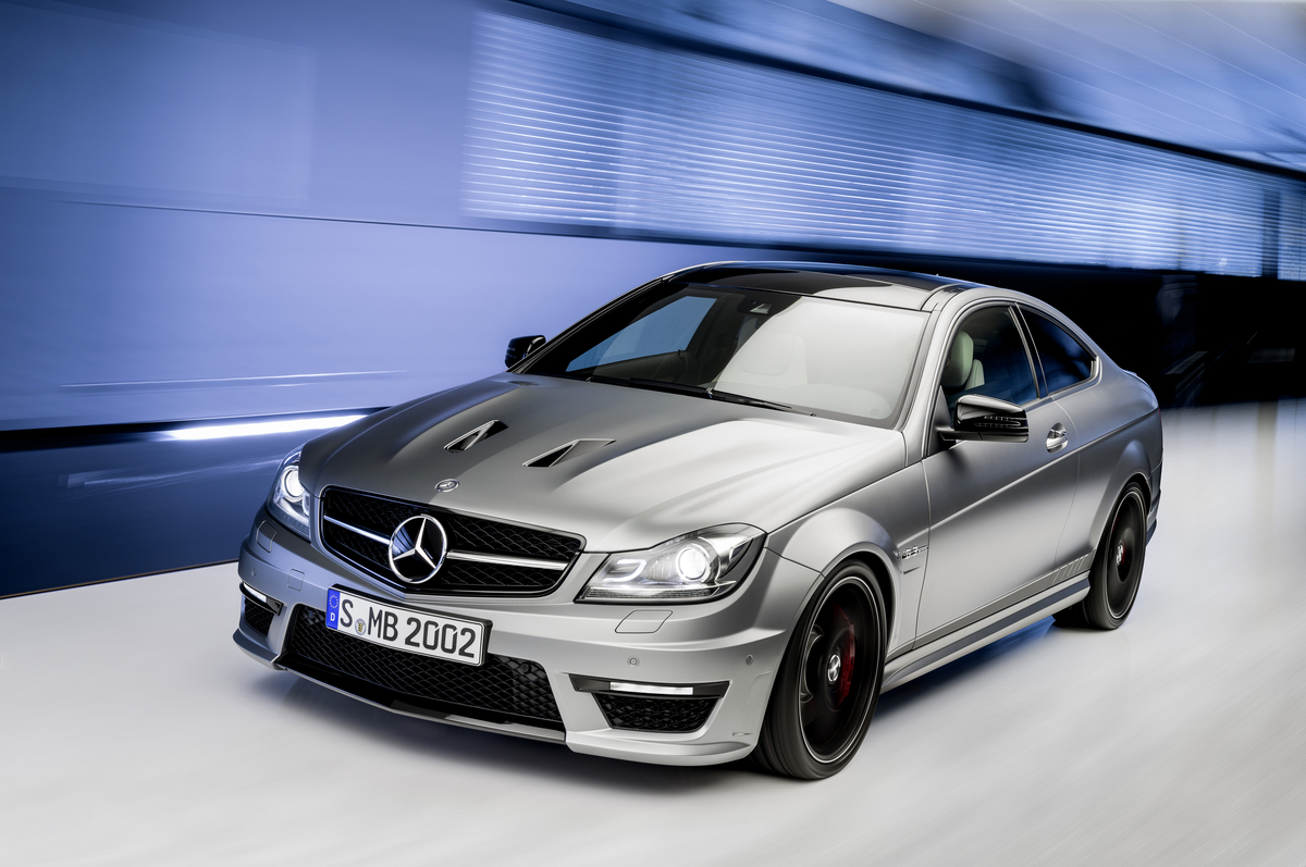 2014 Mercedes-Benz C63 AMG Edition 507 Coupe