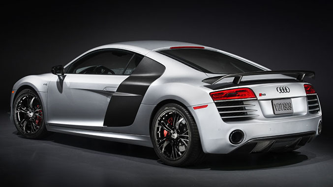 Set To Officially Debut Later This Month At The Los Angeles Auto Show, Audi  Plans To Make Just 60 Examples Of The R8 V10 Competition For The US Market.