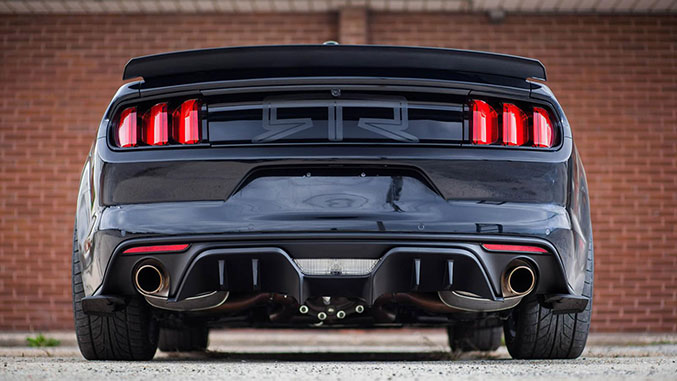 Preview 2015 Ford Mustang Rtr Winding Road