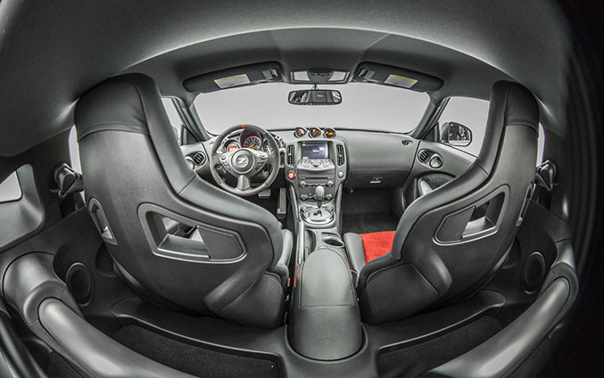 Overview 2015 Nissan 370z Nismo Winding Road