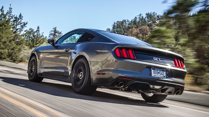 Driven: 2015 Ford Mustang GT - Winding Road