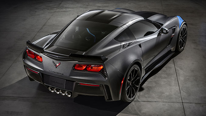 In The Simplest Terms Grand Sport Is Essentially A Z06 With Naturally Aspirated 460 Horse Lt1 From Stingray Rather Than Supercharged