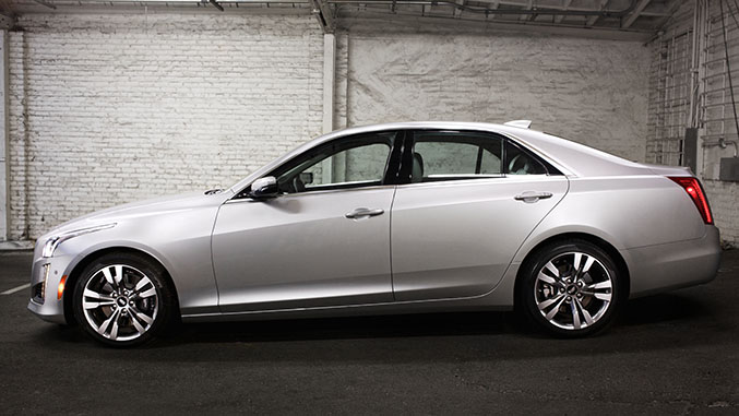 Driven 2015 Cadillac Cts Vsport Winding Road