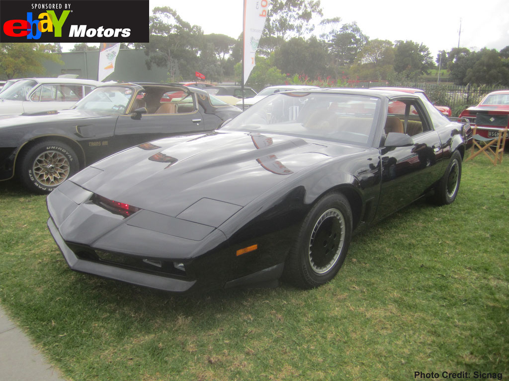 KITT Knight Rider Firebird