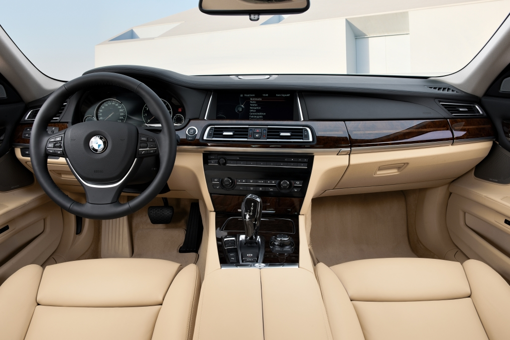 Update: 2013 BMW 740Li xDrive