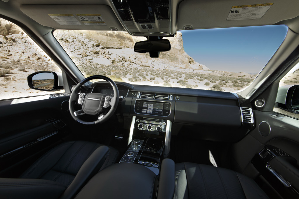 Driven: 2013 Land Rover Range Rover HSE