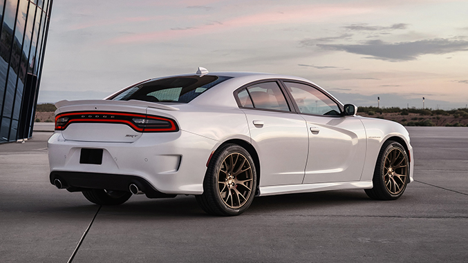 New 2015 Dodge Charger SRT Hellcat is The Quickest, Fastest and Most
