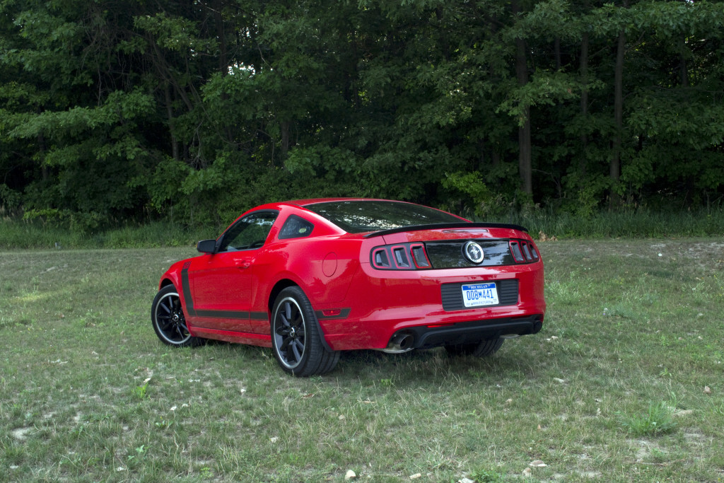 Driven 2013 Ford Mustang Boss 302 Winding Road