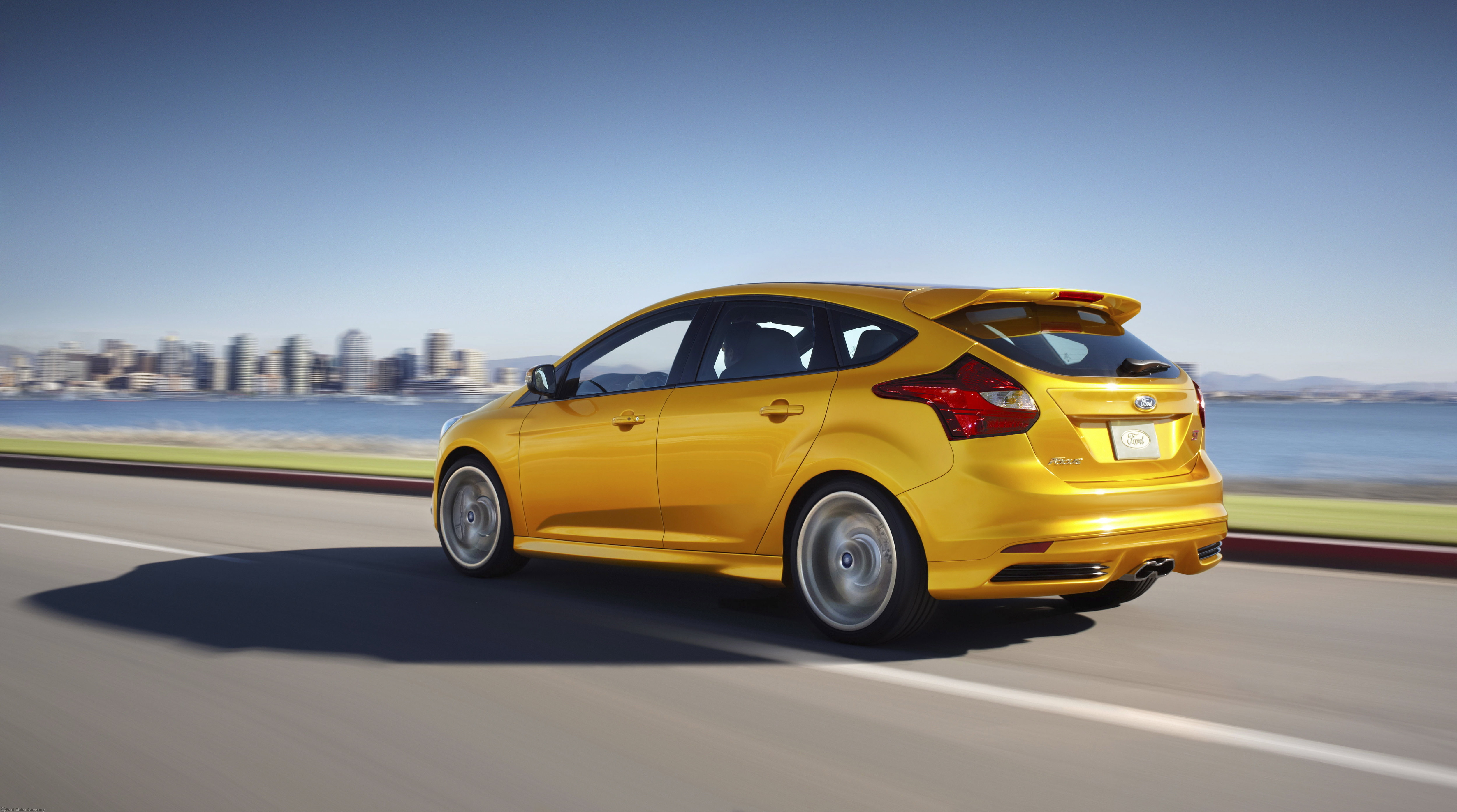 Driven: 2013 Ford Focus ST