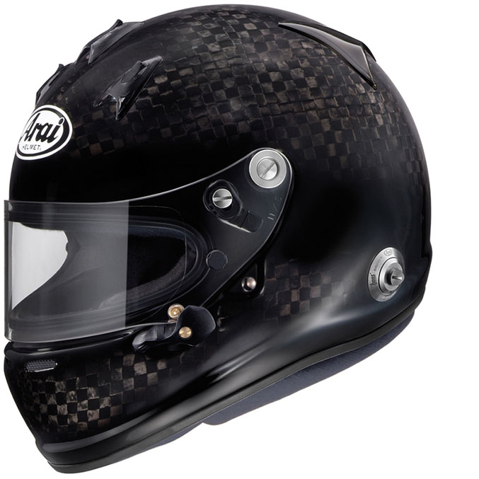 Arai GP6 RC Auto Racing Helmet