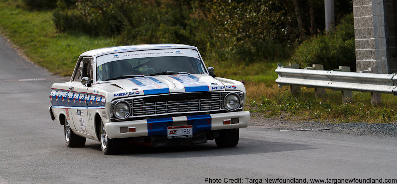 Blog: Targa Newfoundland – The Inspiration