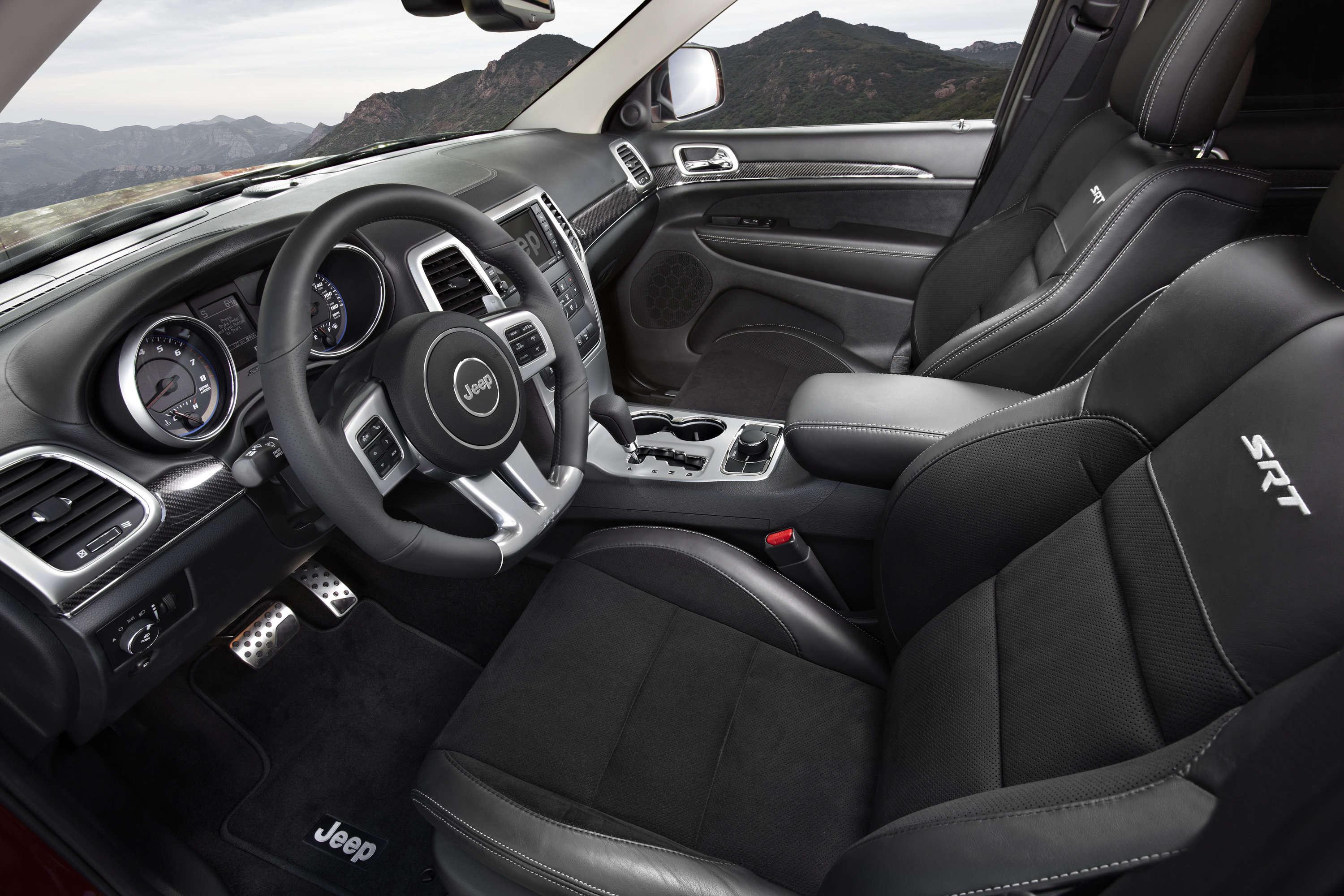 Quick Drive: 2012 Jeep Grand Cherokee SRT8