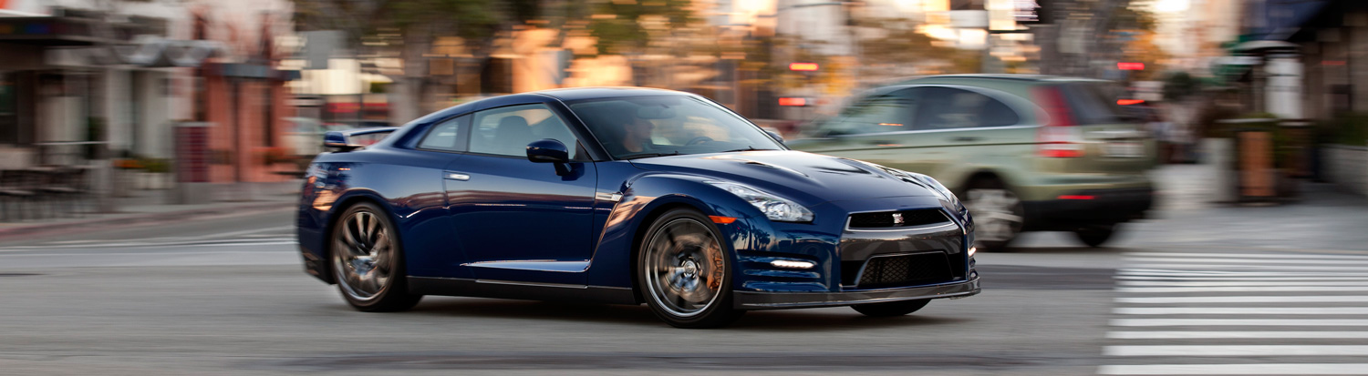 Nissan GT-R Picture