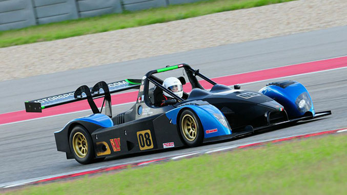 Track Driven: Wolf GB08 Sports Racer - Winding Road
