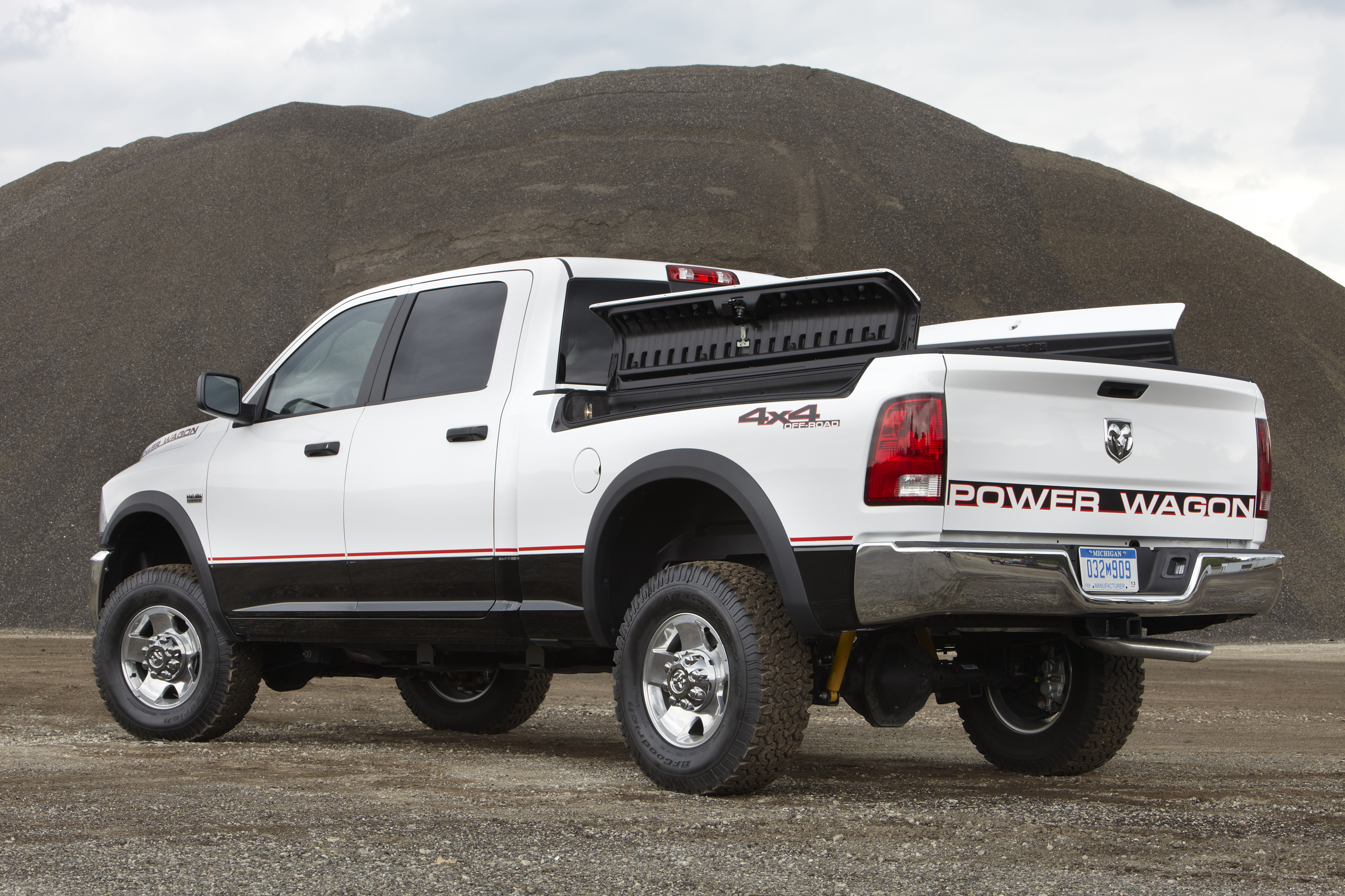 Driven: 2012 Ram Power Wagon 4X4 Crew Cab