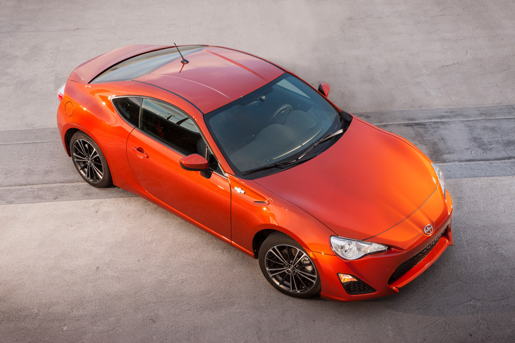 Scion FR-S picture