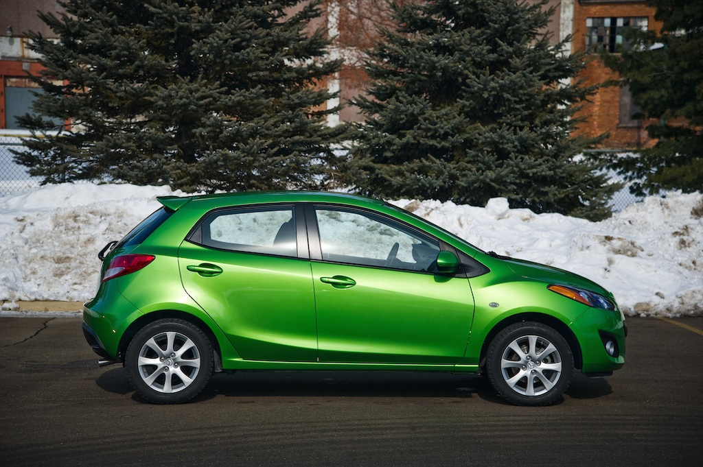 Comparison Test: 2011 Ford Fiesta Vs. 2011 Honda Fit Vs. 2011 Mazda2
