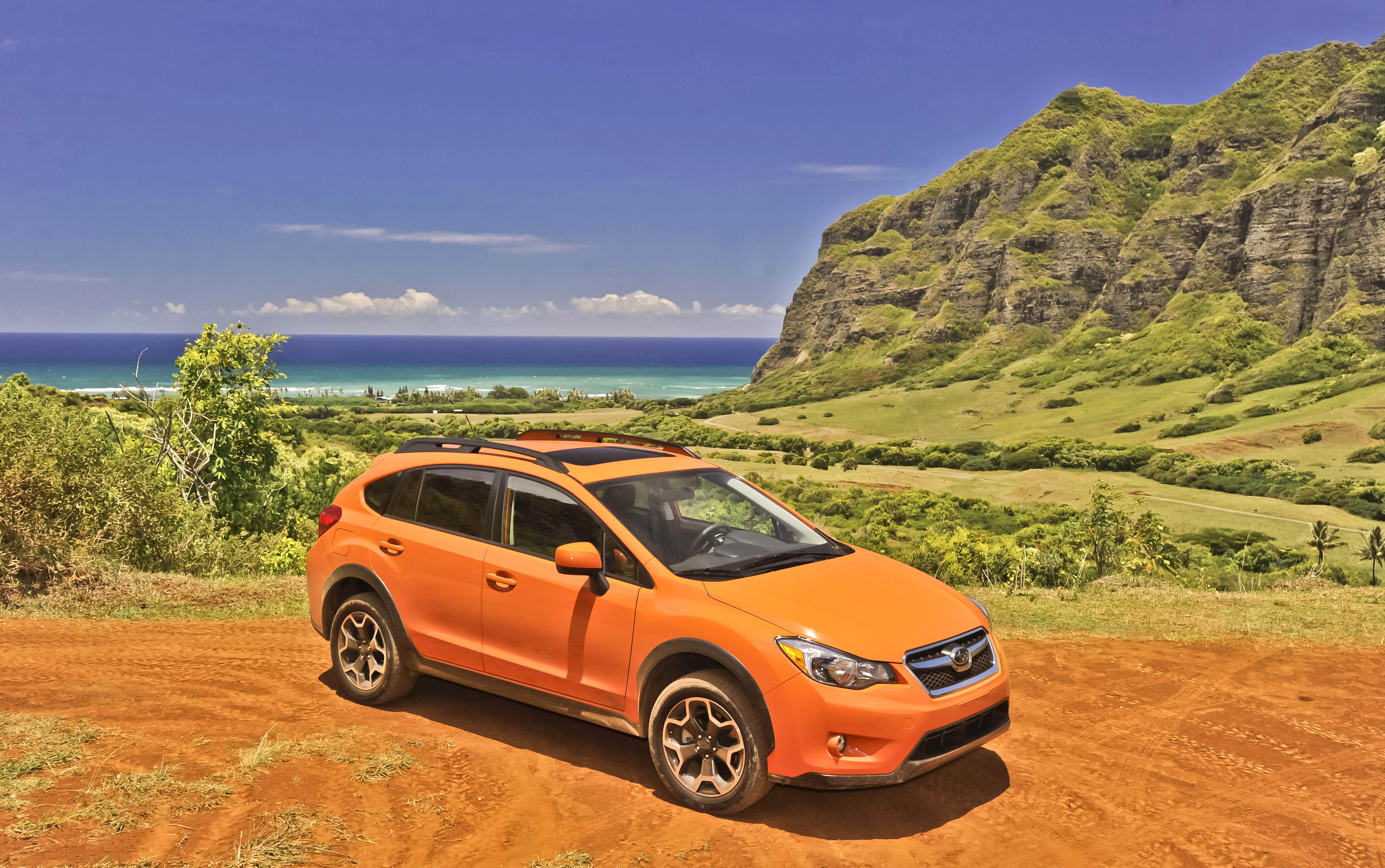Driven: 2013 Subaru XV Crosstrek