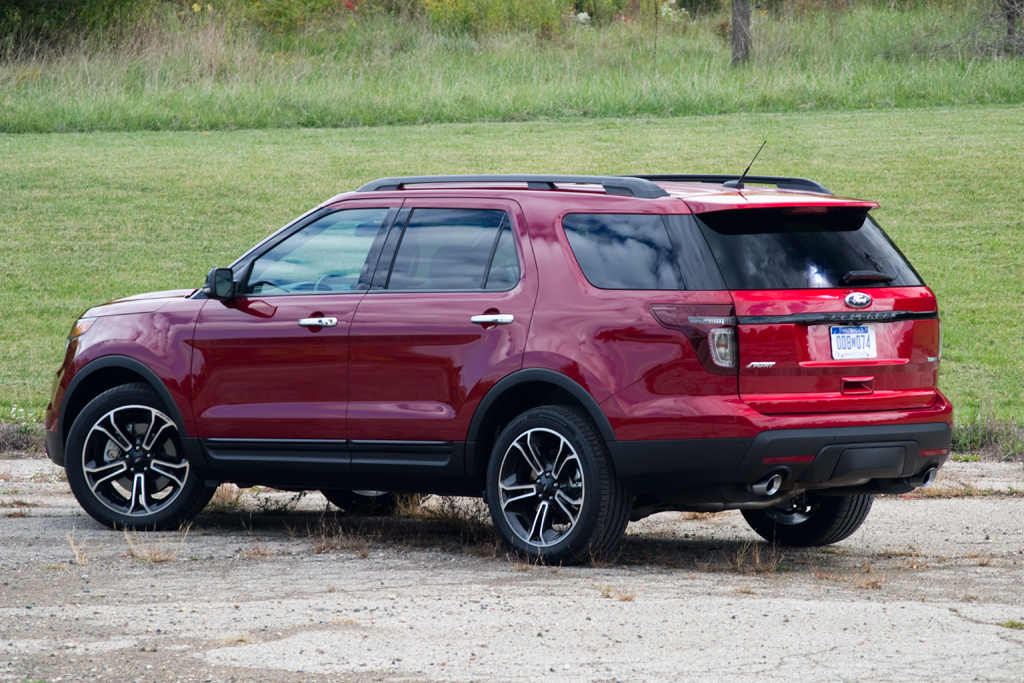 Driven: 2013 Ford Explorer Sport
