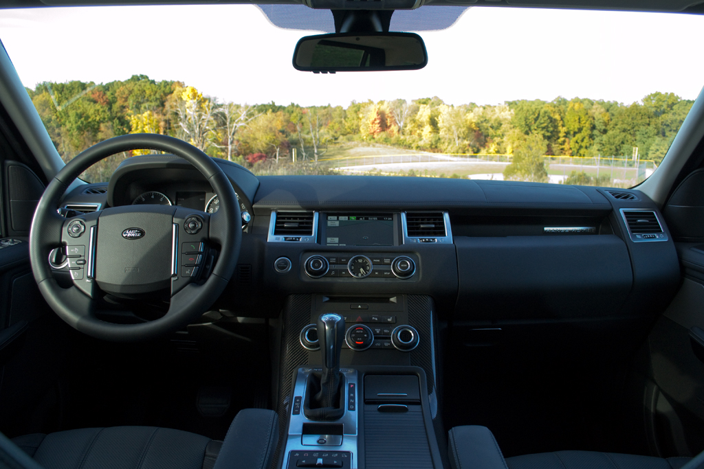 Quick Drive: 2012 Land Rover Range Rover Sport Supercharged Limited Edition
