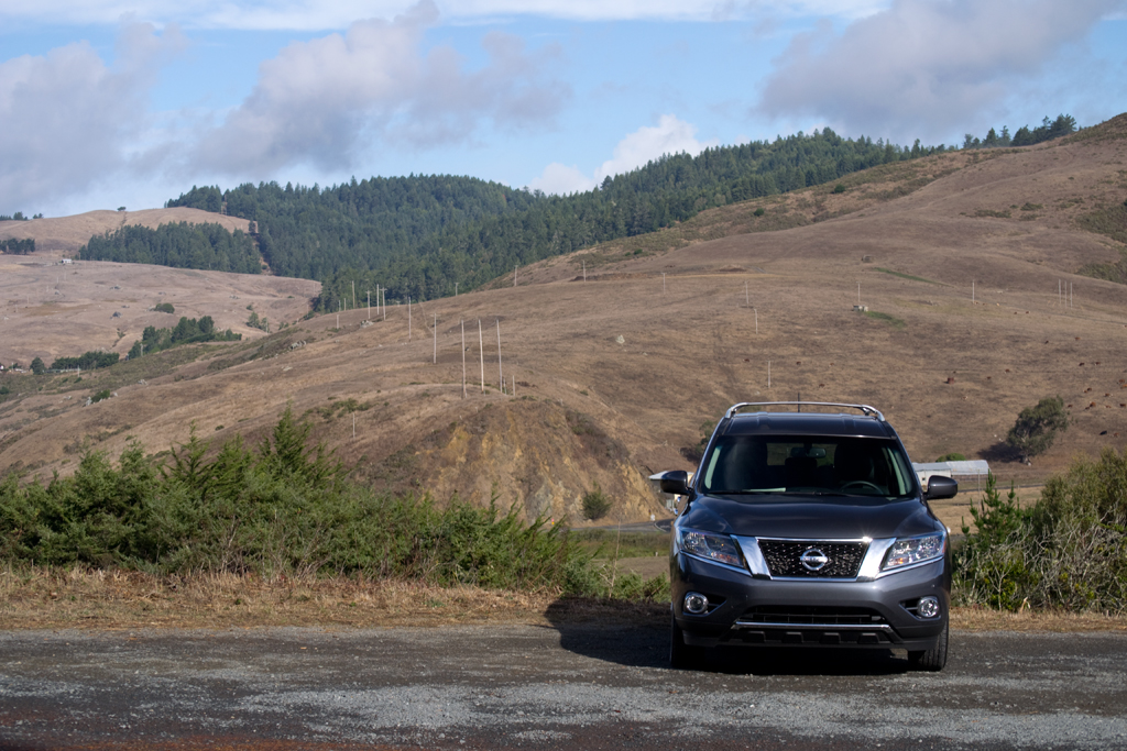 Driven: 2013 Nissan Pathfinder Platinum 4X2