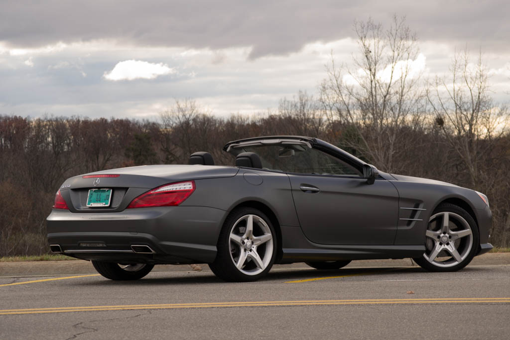 Driven: 2013 Mercedes-Benz SL550