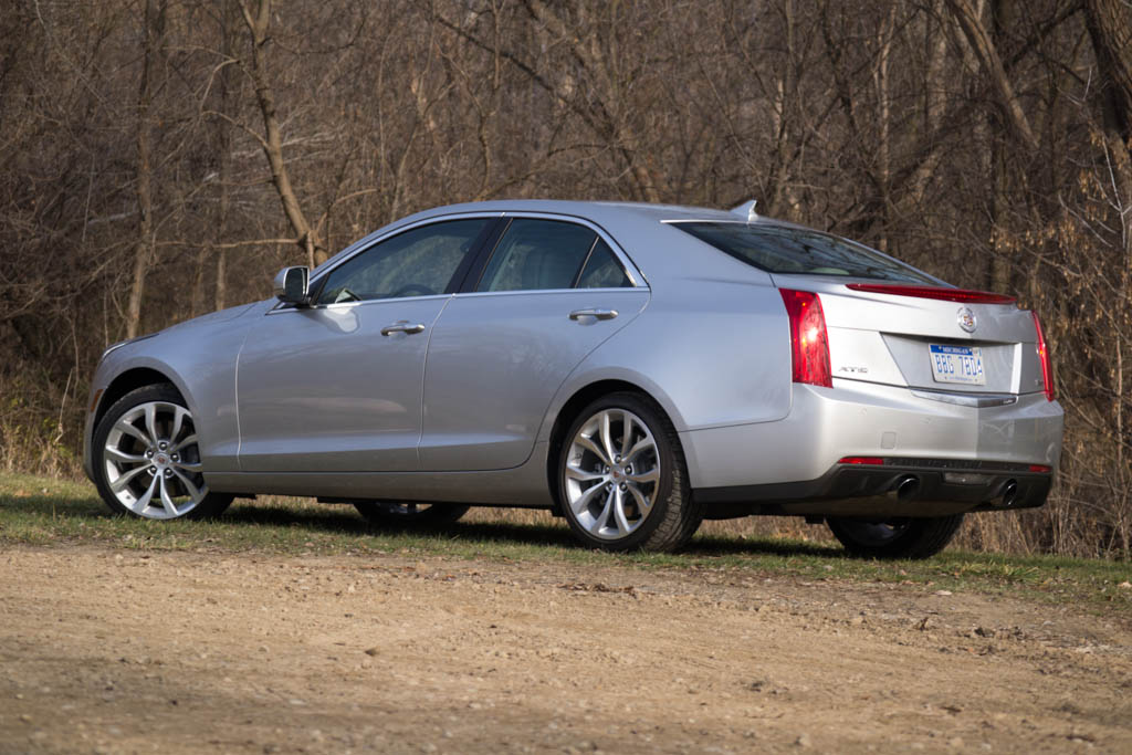 Quick Drive: 2013 Cadillac ATS 3.6