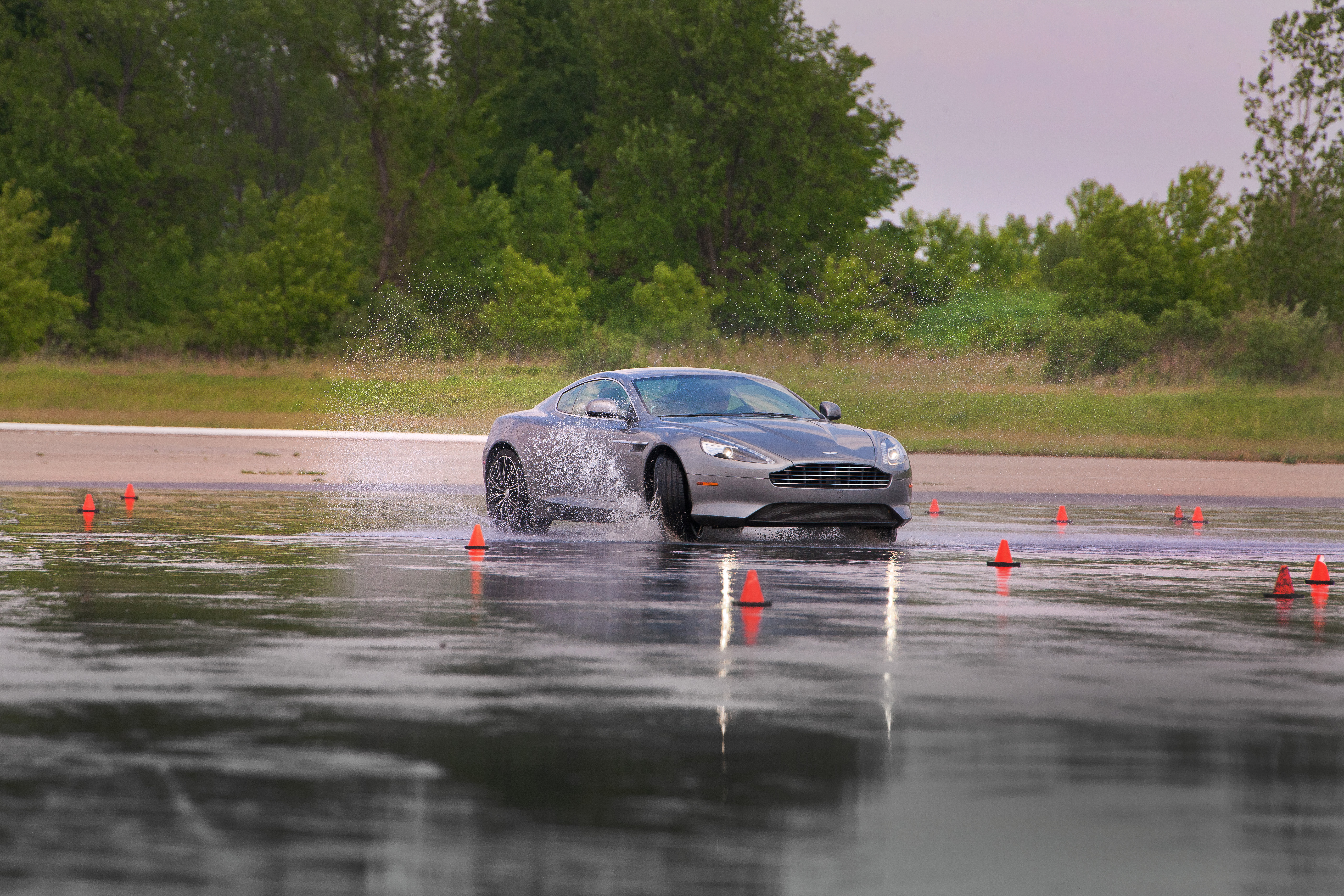 Blog: Aston Martin Performance Driving Course