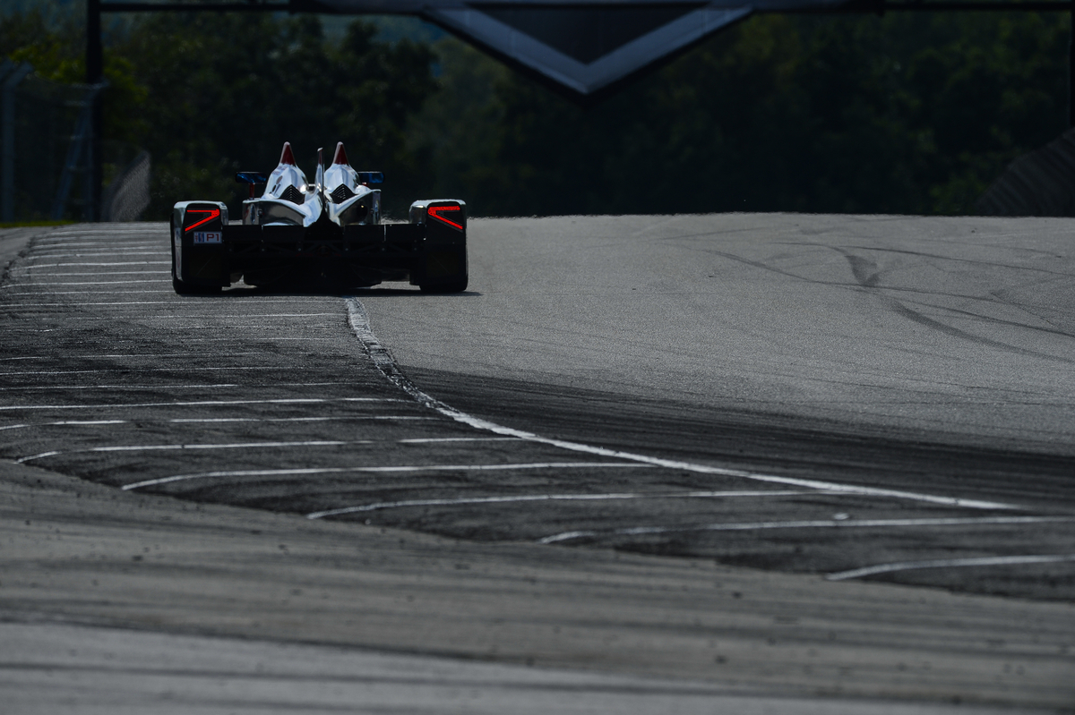 deltawing at road america rear