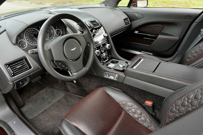 aston martin rapide 2015 interior. pricing for the 2015 aston martin rapide s start at 207820 and bespoke personalization of is available from q by interior t