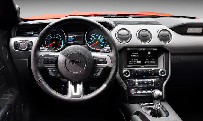 Update 2015 Ford Mustang Official Specs Revealed Winding Road
