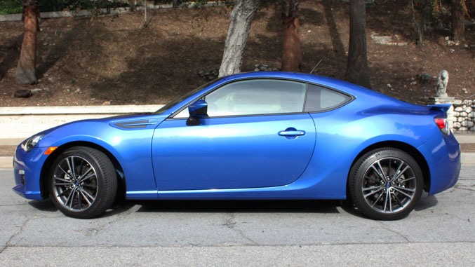 10 Questions Raised by the 2014 Subaru BRZ Limited - Winding Road