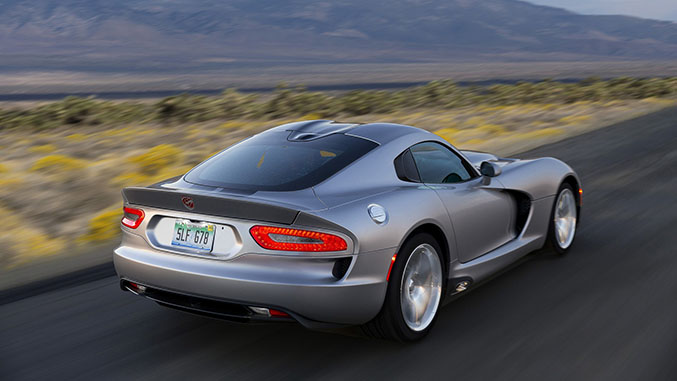 Update 2015 Dodge Viper Srt Gets Power Bump New Trim